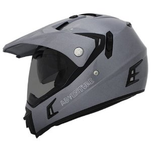 Capacete Nasa MX-311 Cross Titanium