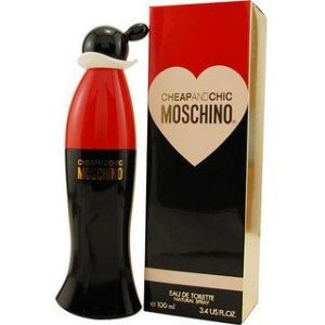 Cheap And Chic Eau de Toilette Moschino - Perfume Feminino