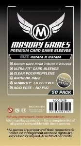 Sleeves Mayday 49x93mm - Tribune - PREMIUM