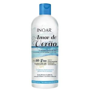 Inoar All-Poo - Amor de Verão - 500ml