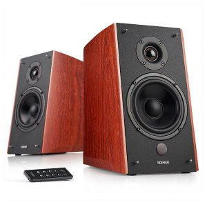 Monitor Bluetooth EDIFIER R2000DB - Madeira