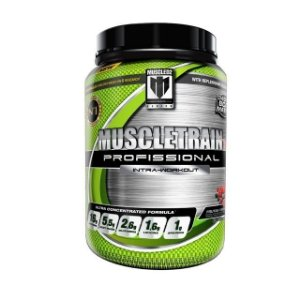 MUSCLETRAIN ABACAXI COM HORTELÃ - WHEY PROTEIN and WAXY MAIZE
