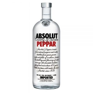 Vodka Absolut Peppar - 1L