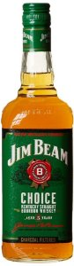 Whiskey Jim Beam Choice Green Label - 700 ml