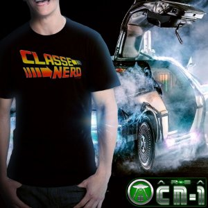 Classe Nerd Back to the Future Edition
