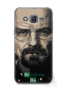 Capa Capinha Samsung J5 Breaking Bad #7