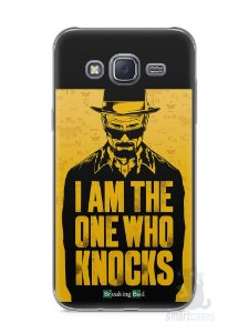 Capa Capinha Samsung J5 Breaking Bad #8