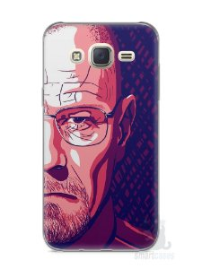 Capa Capinha Samsung J7 Breaking Bad #6