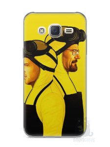 Capa Capinha Samsung J7 Breaking Bad #10