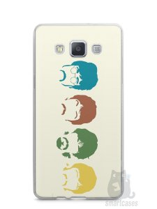 Capa Capinha Samsung A7 2015 The Beatles #1