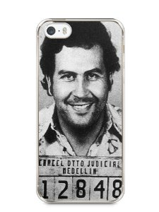 Capa Iphone 5/S Pablo Escobar