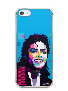 Capa Iphone 5/S Michael Jackson #2