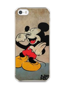 Capa Iphone 5/S Mickey Mouse #3