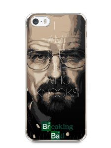 Capa Iphone 5/S Breaking Bad #7