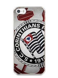 Capa Iphone 5/S Time Corinthians #1