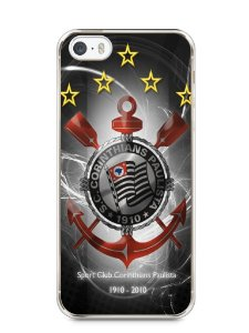 Capa Iphone 5/S Time Corinthians #5