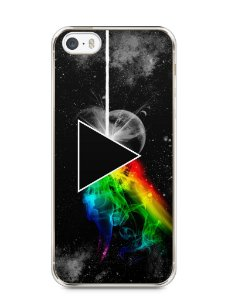 Capa Iphone 5/S Pink Floyd #3