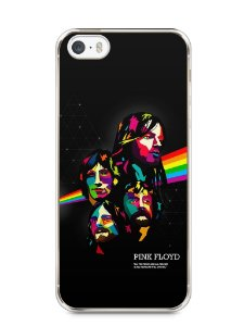Capa Iphone 5/S Pink Floyd #2