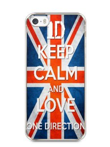 Capa Iphone 5/S One Direction #3