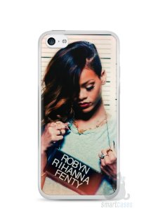 Capa Iphone 5C Rihanna #2