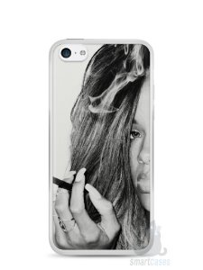 Capa Iphone 5C Rihanna #3
