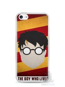 Capa Iphone 5C Harry Potter #2