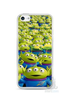 Capa Iphone 5C Aliens Toy Story #2