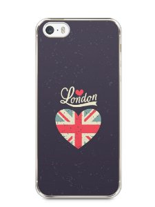 Capa Iphone 5/S Londres #5