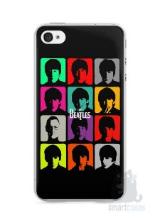 Capa Iphone 4/S The Beatles #3
