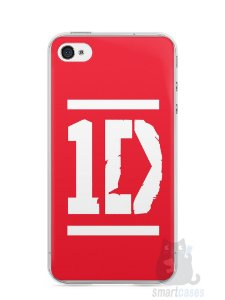 Capa Iphone 4/S One Direction #4