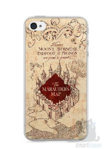 Capa Iphone 4/S Harry Potter #1