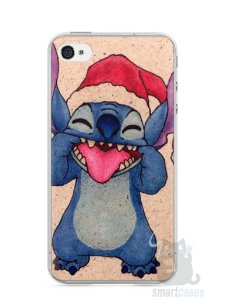 Capa Iphone 4/S Stitch #2
