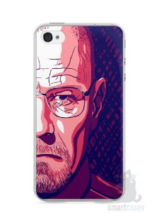 Capa Iphone 4/S Breaking Bad #6