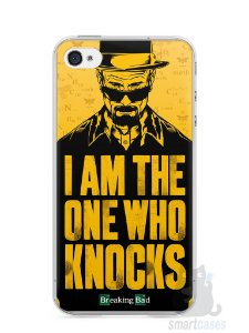 Capa Iphone 4/S Breaking Bad #8