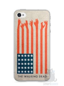 Capa Iphone 4/S The Walking Dead #2