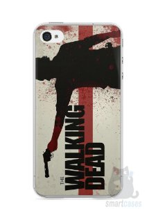 Capa Iphone 4/S The Walking Dead #1