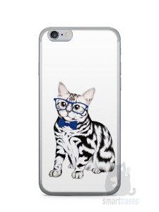 Capa Iphone 6/S Gato Estiloso
