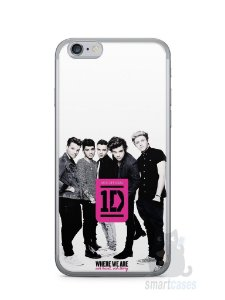 Capa Iphone 6/S One Direction #2