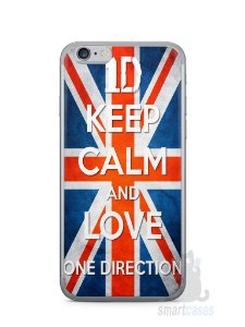 Capa Iphone 6/S One Direction #3