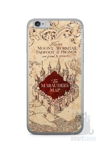 Capa Iphone 6/S Harry Potter #1