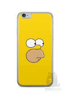 Capa Iphone 6/S Homer Simpson Face