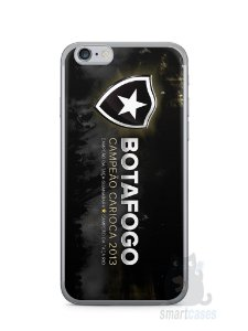 Capa Iphone 6/S Time Botafogo #4