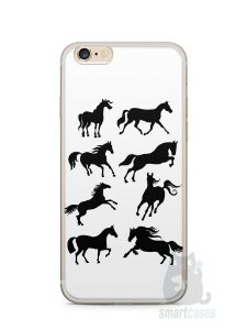 Capa Iphone 6/S Plus Cavalos #2