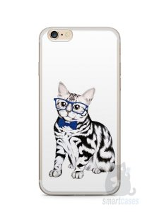 Capa Iphone 6/S Plus Gato Estiloso