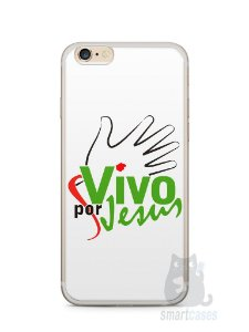 Capa Iphone 6/S Plus Vivo Por Jesus