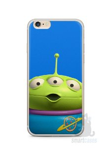 Capa Iphone 6/S Plus Aliens Toy Story #1