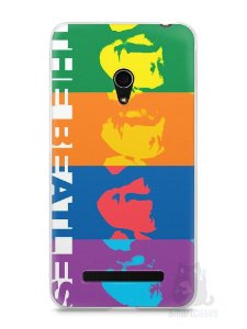 Capa Zenfone 5 The Beatles #2
