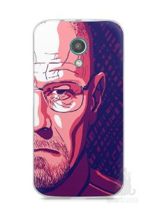Capa Moto G2 Breaking Bad #6