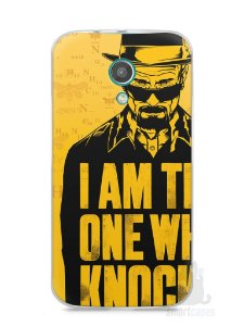 Capa Moto G2 Breaking Bad #8