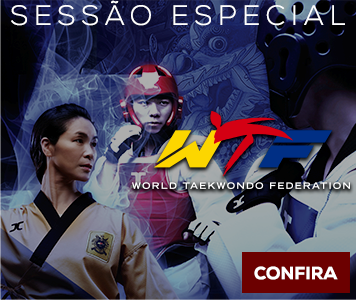 Sessão especial WTF World Taekwondo Federation
